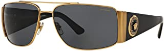 Versace Mens Sunglasses (VE2163) Metal