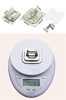 CaLeQi Câble verrou de sécurité pour Ordinateur Portable, PC et écran avec Combinaison - câble Noir de 2 m (Serrure d'ordinateur + Ancre)