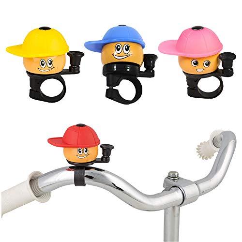 Smart Planet Divertente campanello per bicicletta, per bambini, campanello per manubrio della bicicletta, non è possibile scegliere il colore