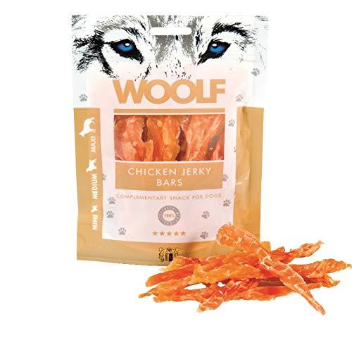 Woolf Barrette al pollo–Snack Para Perros 100% natural