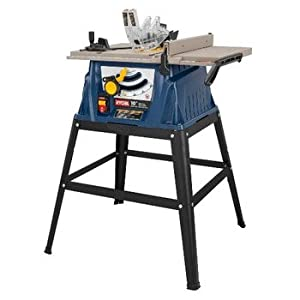 Factory-Reconditioned Ryobi ZRRTS10 10 in. Portable Table Saw w/ Stand by Ryobi