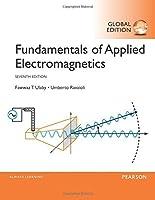 Fundamentals of Applied Electromagnetics, Global Edition by Fawwaz T. Ulaby Eric Michielssen Umberto Ravaioli(2015-03-09)