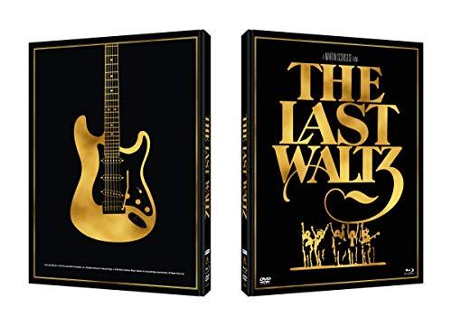 The Last Waltz (OmU) (Mediabook) (Heißfolienprägung) (+ DVD) [Blu-ray]