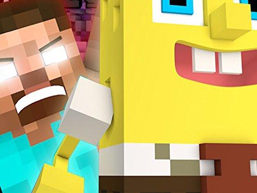 Clip: Herobrine vs SpongeBob