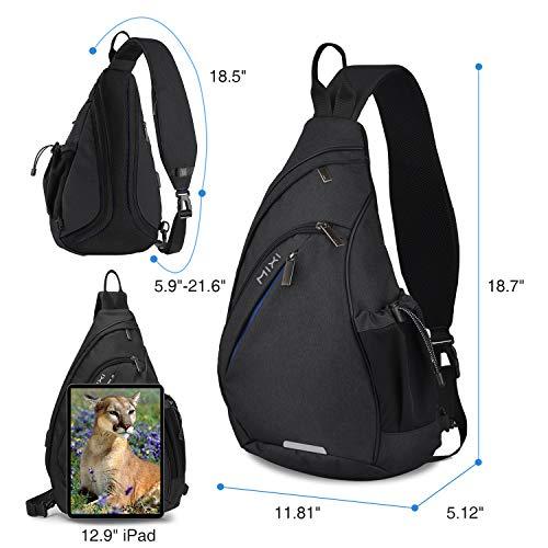 Best Water Resistant Sling Backpack
