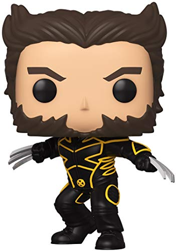 Pop Marvel. X-Men 20Th-Wolverine in Jacket