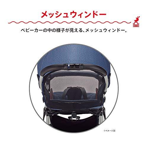 Aprica(アップリカ)軽量B形ベビーカーマジカルエアーAEMagicalAirAEネイビー(NV)7か月~(保証付き)2112195