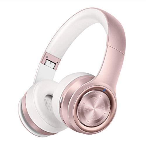 DYY Bluetooth headset Head-Mounted draadloze mobiele telefoon/PC stereo speling/muziek TF-kaart headset