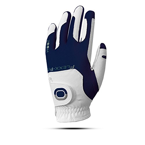 ZOOM Weather Flexx Fit Herren Golfhandschuhe Linkshand (Navy)