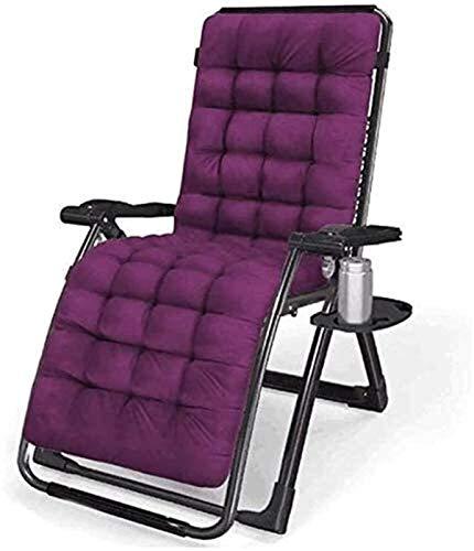 H-BEI Leichter, langlebiger Klappstuhl Siesta Bed Elderly Lounge Chair Stoff Schwangere Frauen Office Klappstuhl Beach Sleeping Chair Chair