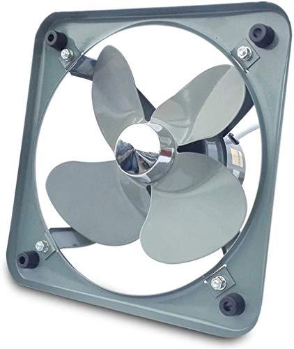 GJX Ventilador Axial Extractor de ventilación Los Ventiladores de Escape de los hogares de bajo Ruido Extractor Ventilador Ventilador Ventilador Tipo Ventilador, para Cocina e Industria