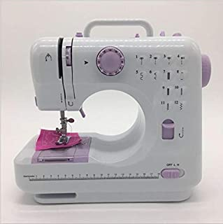 Daliuing Heavy Duty 4423 Sewing Machine with 23 Built-in Stitches -12 Decorative Stitches, 60% Stronger Motor & Automatic Needle Threader, Perfect for Sewing All Types of Fabrics with Ease