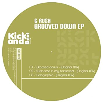 Grooved Down EP