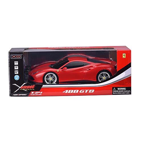 Rocco Giocattoli - Ferrari 488 GTB AA 1:24, 3711.