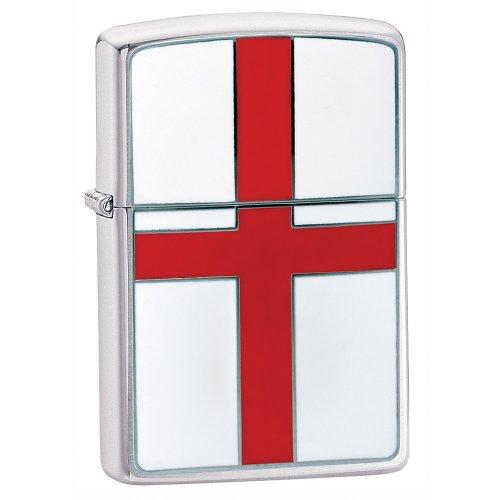 Best Deals! Zippo English Flag Lighter