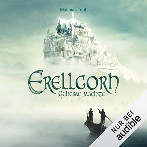 Erellgorh - Geheime Mächte Titelbild