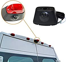 3rd Brake Light Backup Camera 2014-18 Dodge RAM Promaster (not Compatible with Factory Radio), Simply The Best Camera!