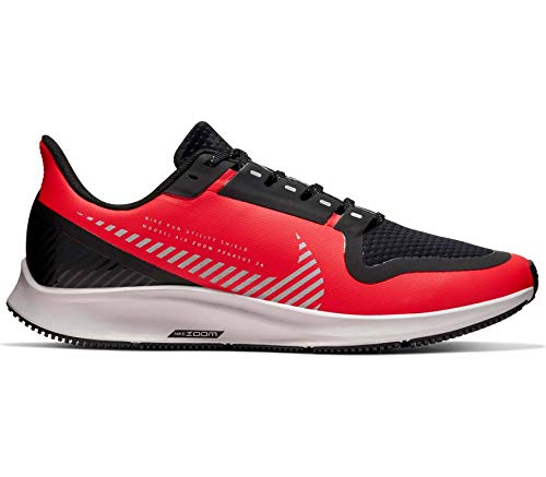Nike Air Zoom Pegasus 36 Shield Mens Aq8005-600 Size 7.5