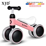 XJD Baby Balance Bikes Bicycle Baby Toys for 1 Year Old Boy Girl 10 Month -24 Months Toddler Bike Infant No...