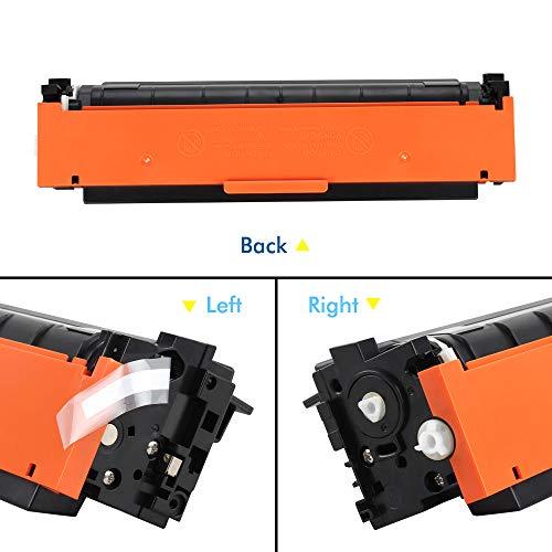 True Image Compatible Toner Cartridge Replacement for HP 410A CF410A CF410X 410X 410 Laserjet Pro MFP M477fdw M477fdn M477fnw M452nw M452dw M452dn M477 M452 (Black, 1-Pack) Photo #5