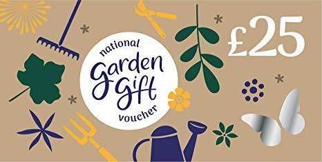 £25 HTA National Garden Gift Voucher