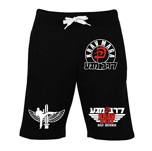 Aprom-Sports Krav Maga Short–1–Pantalón Corto de Entrenamiento–Pantalones de Lucha