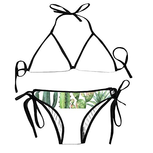 Special Women's Strappy Mature Bikinis Sets 7