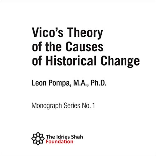 Vico's Theory of the Causes of Historical Change cover art