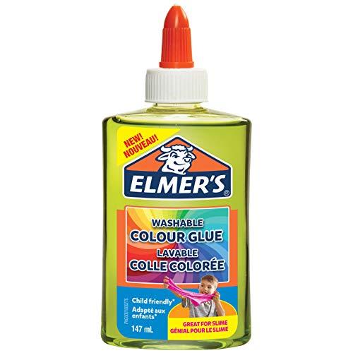 Elmer's – Geweldig voor het maken van slijm Doorschijnend 1 Pack Groen