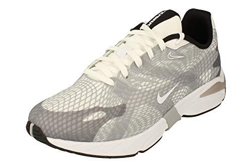 Nike Ghoswift Hombre Running Trainers BQ5108 Sneakers Zapatos (UK 9 US 10 EU 44, Wolf Grey White Dark Grey 007)