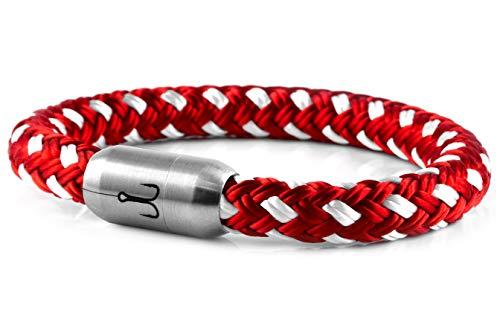 Fischers Fritze® Segeltau Armband MAKRELE 2.0