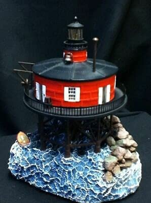 Seven Foot Knoll Maryland Max 87% Brand new OFF Lighthouse by LIGHTS HARBOUR