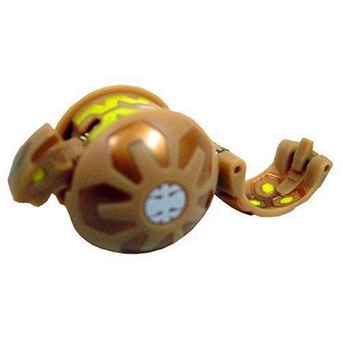 Bakugan Single LOOSE Figure Sub Terra SERPENOID Brown 500G