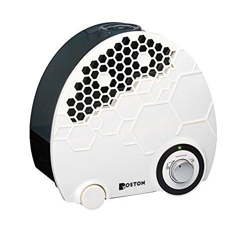 Oralteck USA Boston Tech WE-109 Humidificador de Gran Capacidad Ultrasonico, Vapor Frio, 4L, Caudal Regulable, bajo Consumo, silencioso