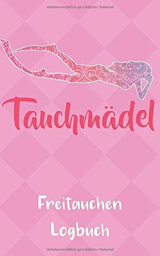 Logbuch Freitauchen: Pinkes Tauchen Dive...