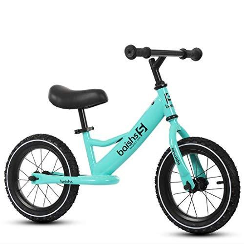 Dsrgwe Vélo Bébé Draisienne,Vélo d'équilibre, Draisienne, 12inch Enfant en Bas âge Strider...