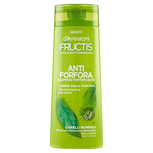Garnier Shampoo Fructis Antiforfora, per Capeli Normali, 250 ml