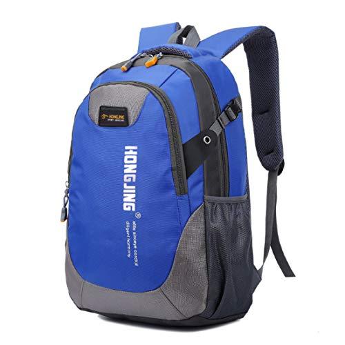 Damen Herren Kinder Rucksack Freizeit Sport Schule Arbeit City Reise Tasche Rucksack 25 Liter 30239 Blau