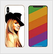 Inspired by Mariah Carey Phone Case Compatible With Iphone 7 XR 6s Plus 6 X 8 9 11 Cases Pro XS Max Clear Iphones Cases TPU - Songs- Cds- Japan- Men- Men- 33038581387