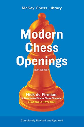 Modern Chess Openings: 15th Edition: 0 (McKay Chess Library)