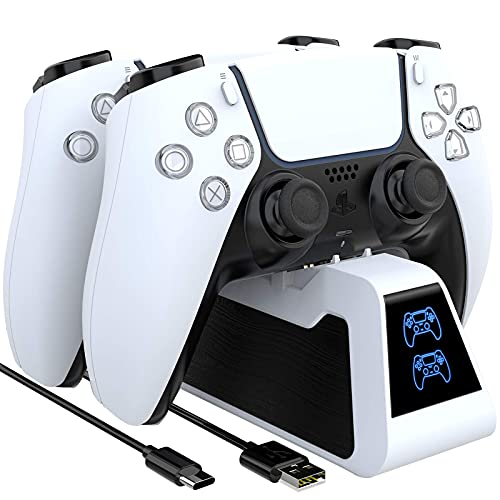 PS5 Controller Charger, Playstation 5 Controller...