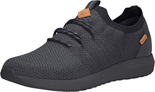 Reef Herren CRUSER Knit Sneaker, Schwarz (All Black ALB), 42 EU