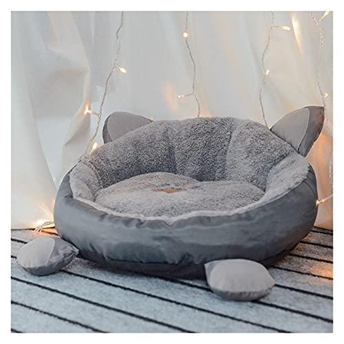 SGFEHAN Cama para Mascotas Colchón para Gatos tumbonas Cojines de Cama Canasta Productos para Mascotas Casa de Gato Casa Interior Confort Durmiendo Hamaca Cojines Pequeño Perro sofá Cama