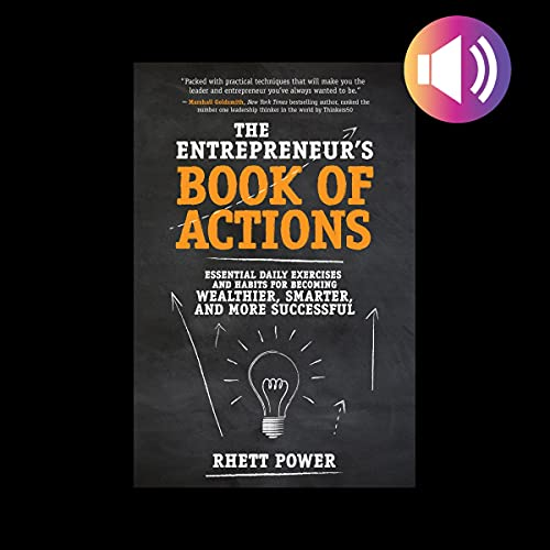 The Entrepreneurs Book of Actions cover art