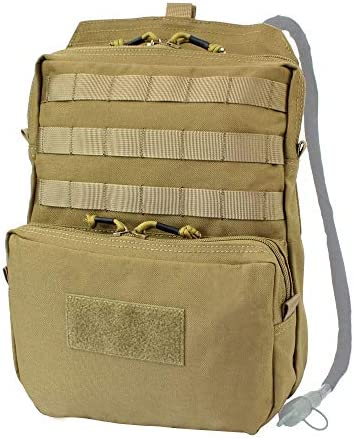 ROCOTACTICAL Tactical Hydration Pack 3L Military Water Backpack Tactical Molle Hydration Backpack product image