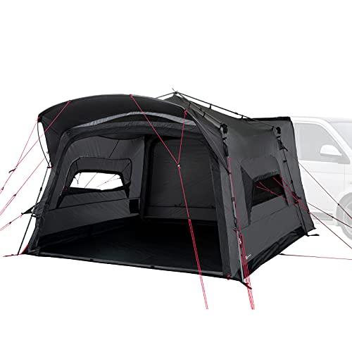 Qeedo Quick Motor Busvorzelt, freistehend, Campingzelt als Vorzelt an Ihr Campingmobil, Camper, sekundenschnell aufgebaut