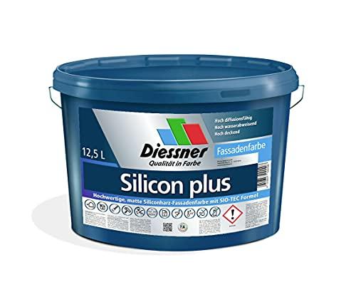 Diessner Diesco Silicon plus 12,5 Liter weiß