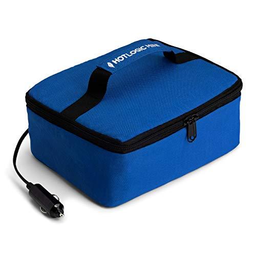 HotLogic 16801045-BL Food Warming Tote 12V, Lunch, Blue