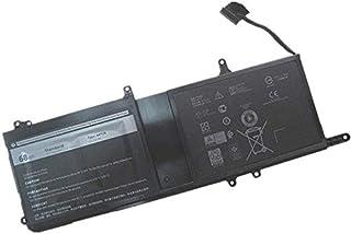 ノートパソコンのバッテリー11.4V 99wh 9NJM1 0546FF 44T2R 546FF Replacement Laptop Battery for DELL Alienware 17 R4 15 R3 Tablet Series 電...