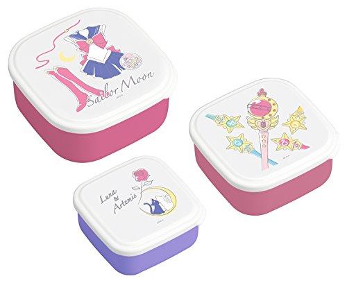 OSK Oh Selle el contenedor SK Sailor Moon 3P Establece...